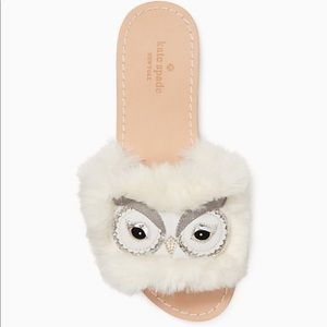 Kate Spade Owl Sandals